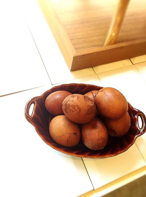 有機紅茶葉滷製坪林茶葉蛋
