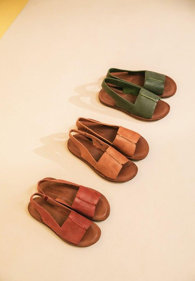 小節休息寬版涼鞋顧客實穿心得