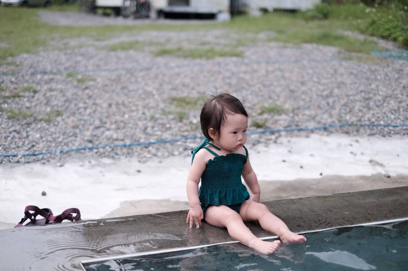 帶女兒首次體驗親子露營